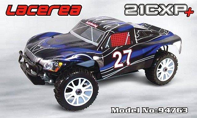 HSP Lacerea 21CXP+ - 94763 - 1:8 Nitro Rally Truck