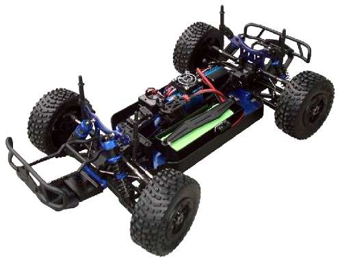 HSP Lacerea-EPN2 94993 Chassis