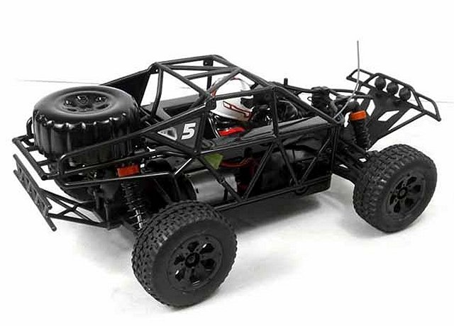 HSP Lizard Chassis - 94809 - 1:18 Electric RC Truck