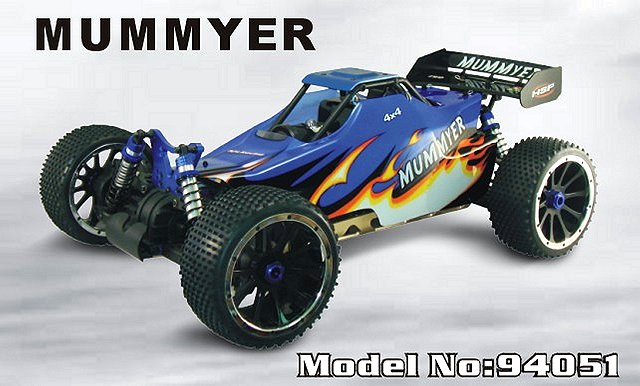 HSP Mummyer - 94051 - 1:5 Nitro Buggy