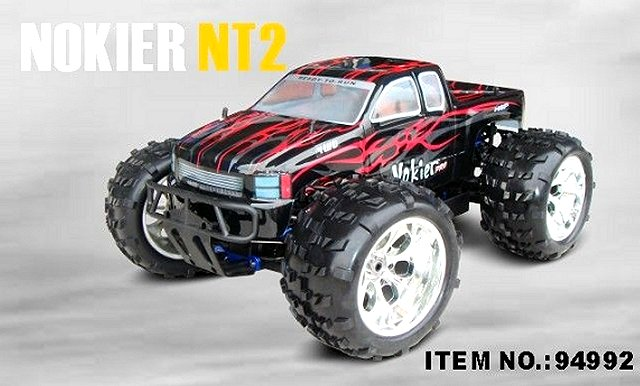 HSP Nokier-NT2 - 94992 - 1:8 Electric Monster Truck