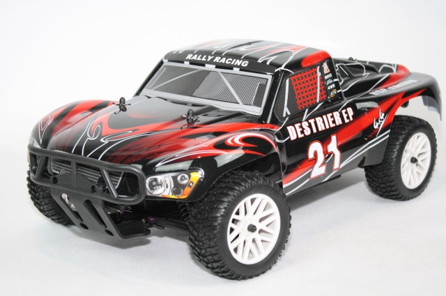 HSP Destrier Rally Monster - 94170 - 1:10 Electric Truck