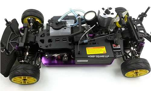 HSP Sonic 94102 Chassis