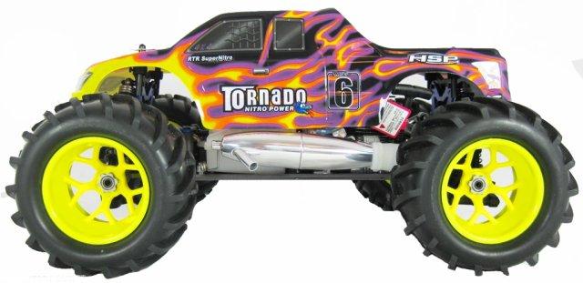 HSP Tornado