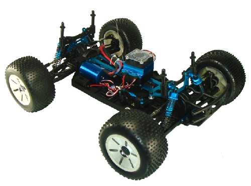 HSP Tribeshead-2 94124n Chassis