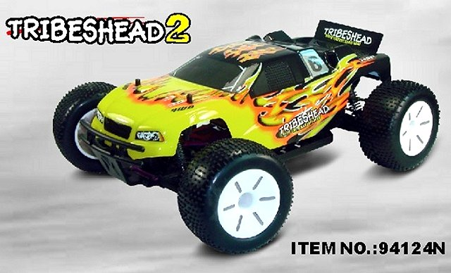 HSP Tribeshead-2 - 94124 - 1:10 Electric Truggy