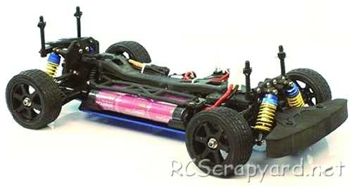 Heng-Long Lightning Chassis