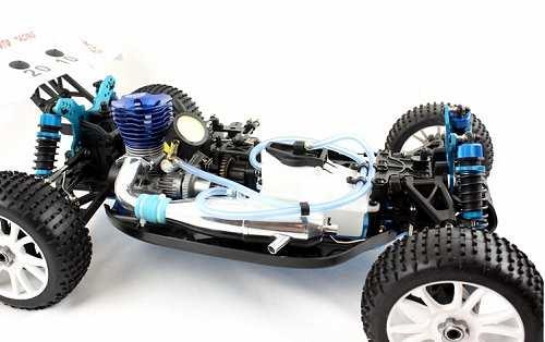 Himoto Blackbird Chassis
