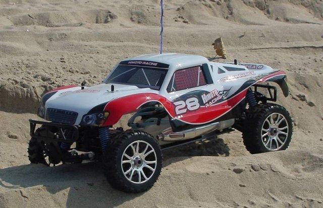 Himoto Corr-Truck