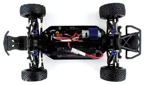 Himoto Desert-XT10 Chassis