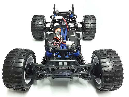 Himoto EMXT-1 Chassis