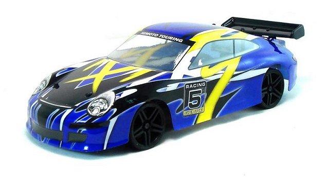 Himoto EXO-18 - 1:18 Electric Touring Car