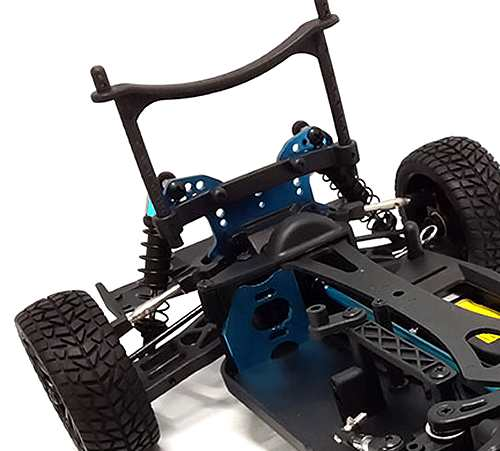 Himoto EXR-16 Chassis