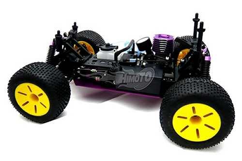 Himoto Mamba XR1 Chassis