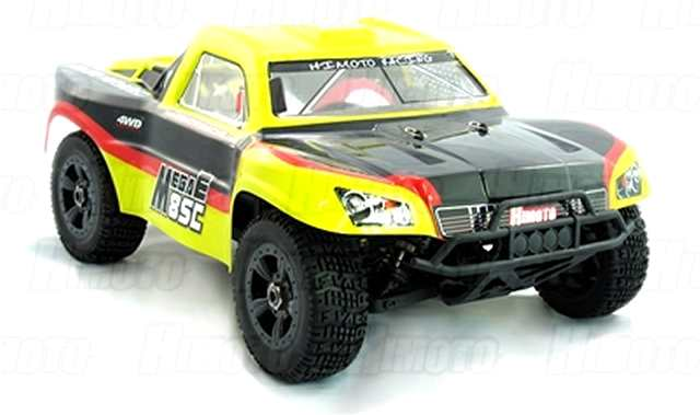 Himoto Mayhem Brushless - E8SCL - 1:8 Electric Short Course Truck