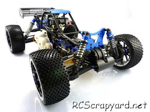 Himoto Megap MXB-5 Chassis