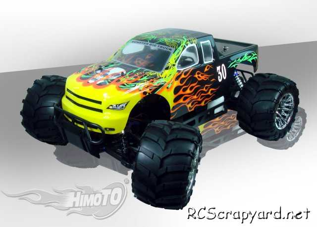 Himoto Megap-Monster-Truck