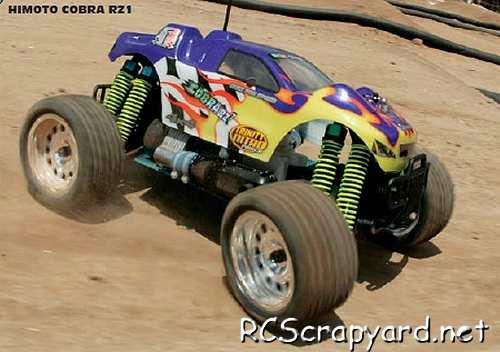 Himoto Megap Mini Cobra RZ1