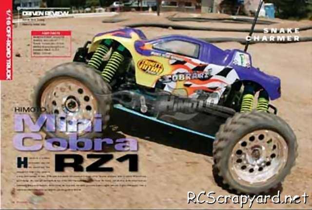 Himoto Mini-Cobra-RZ1