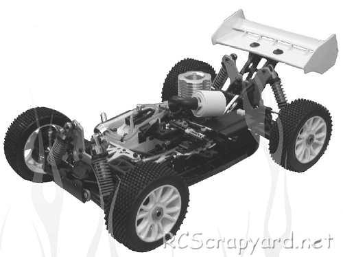 Himoto RXB-1