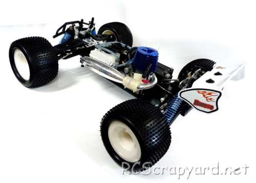 Himoto RXT-1 Chassis