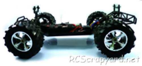 Himoto Raider Chassis