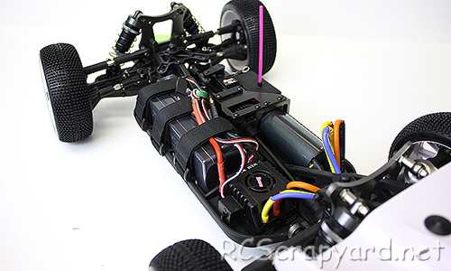 Himoto Shootout Chassis