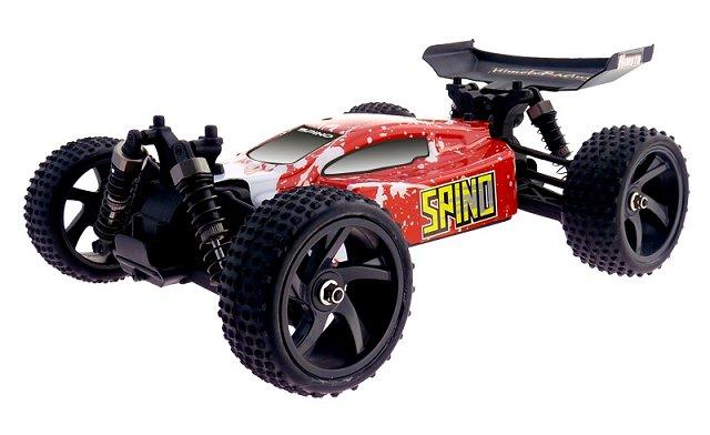 Himoto Spino Brushless - E18XBL - 1:18 Electric Buggy
