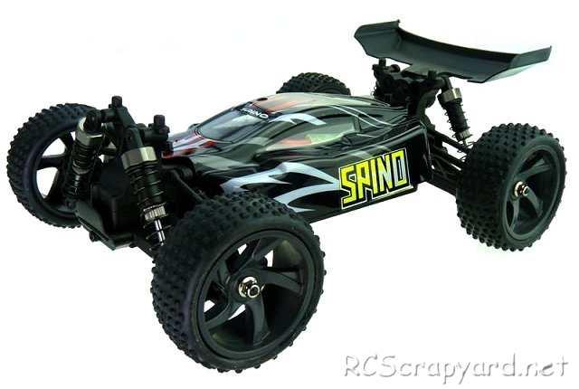 Himoto Spino - E18XB - 1:18 Electric Buggy