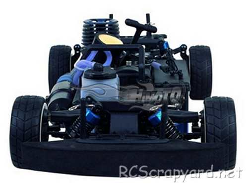 Himoto Taipan XRS Chassis
