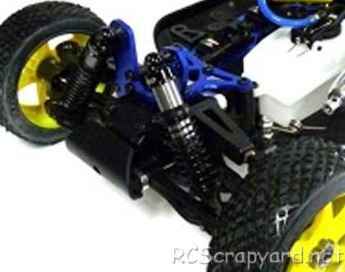 Himoto Torpeda Chassis
