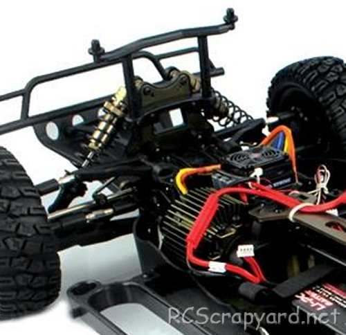 Himoto Trophy X5 Chassis