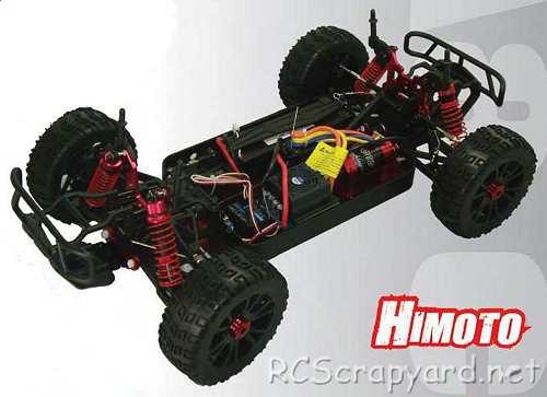 Himoto Vega8 CT