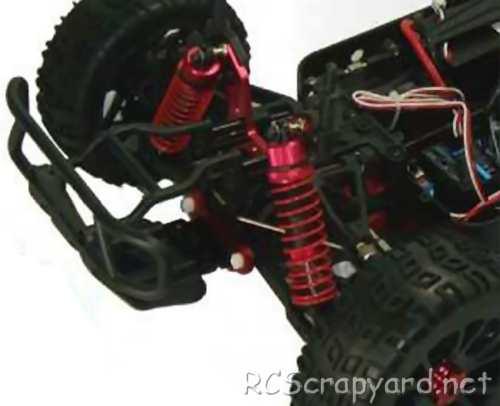 Himoto Vega8 CT Chassis