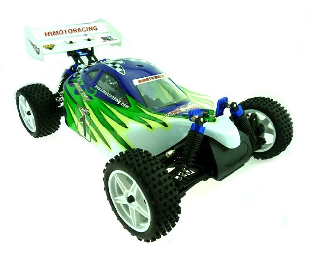 Himoto ZmotoZ-3 Brushless - HI3101BL - 1:10 Electric Buggy