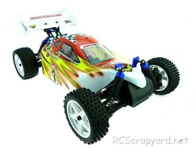 Himoto ZmotoZ-3 - HI3101 - 1:10 Electric Buggy