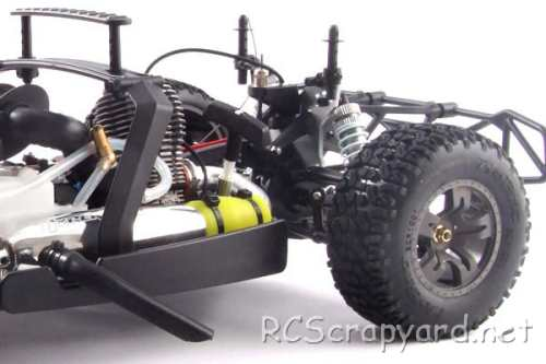 Hobao Hyper 10SC Nitro • (Radio Controlled Model Archive