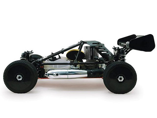 Hobao Hyper Cage Buggy • (Radio Controlled Model Archive