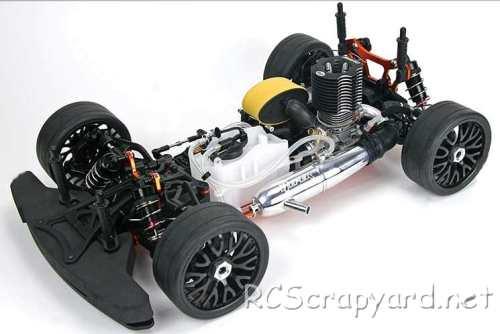 Hobao Hyper GTB