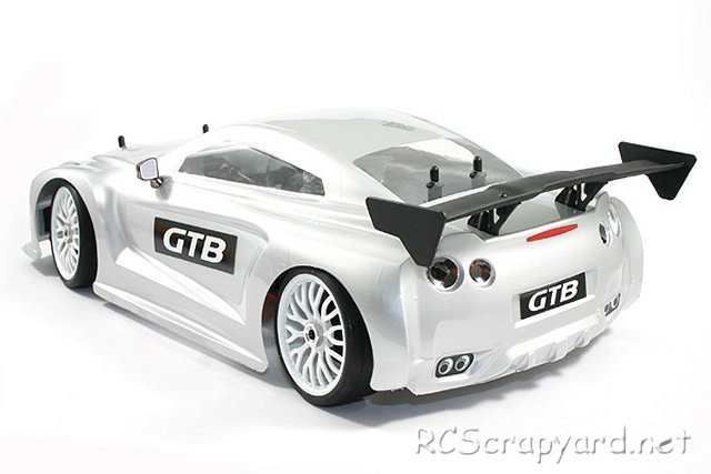 Hobao GTB - 1:8 Nitro Touring Car