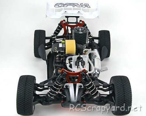 Hobao Hyper SS Chassis