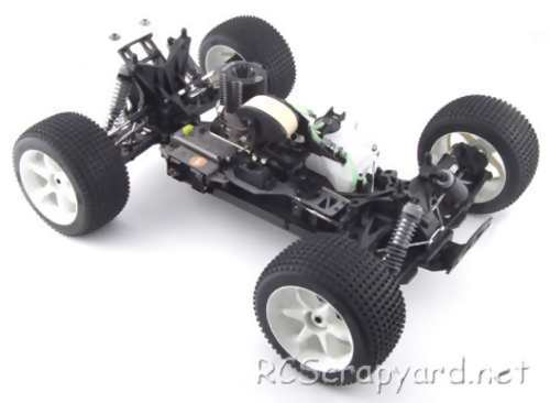 Hobao Hyper ST Chassis