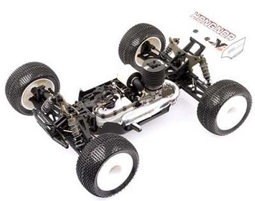 Hong Nor X2-CRT Truggy Chassis