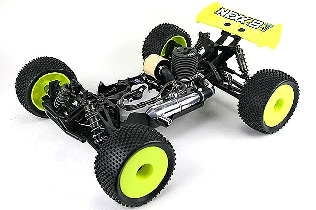 Hong-Nor Nexx-8T Chassis