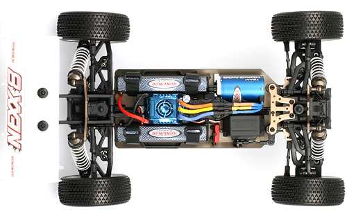 Hong Nor Nexx8 Buggy Chassis