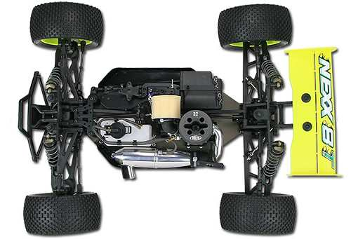 Hong Nor Nexx-8T Truggy Chassis