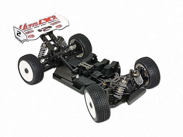 Hong-Nor Ultra LX2e Chassis - 1:8 Electric Buggy