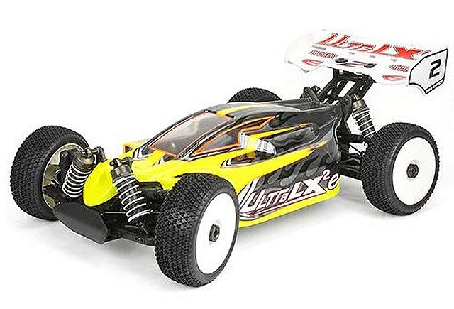 Hong-Nor Ultra LX2e - 1:8 Electric Buggy