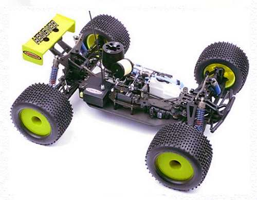 Hong Nor X1-CRT Truggy Chassis