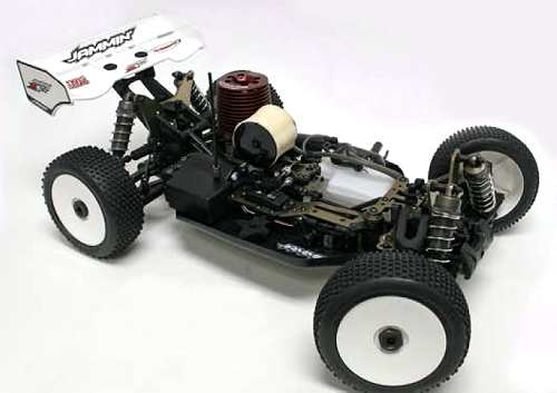 Hong Nor X1X-CR Buggy Chassis